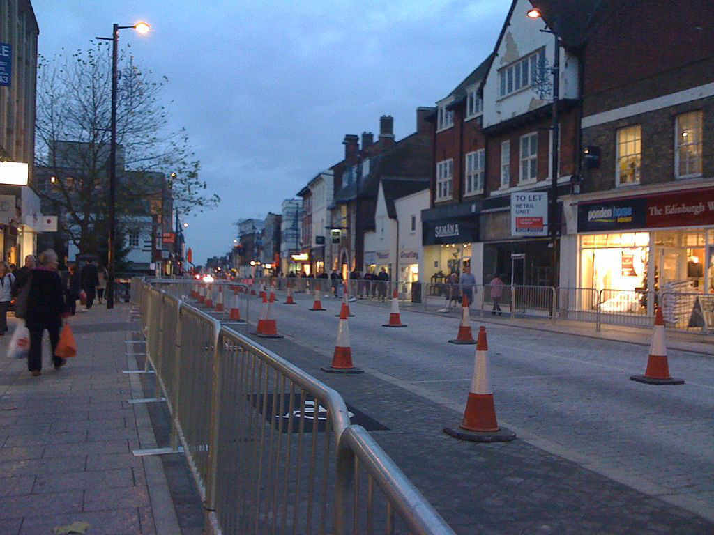 brentwood high street essex