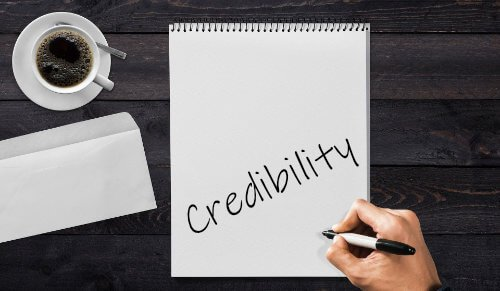 seo boosts business credibility